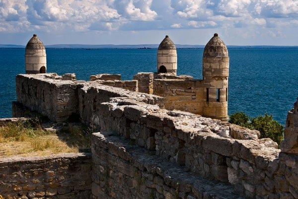 В Крыму нашли ворота в древнее городище