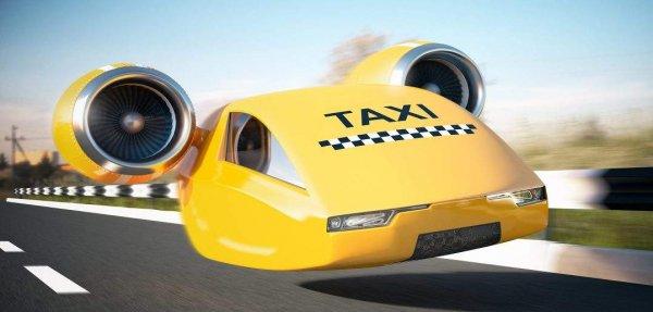 Uber воспользуется помощью NASA при создании летающего такси