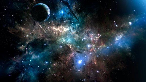 Астрономы нашли семь огромных радиогалактик