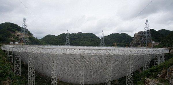 Ученые: Китай первым начнет контактировать с инопланетянами
