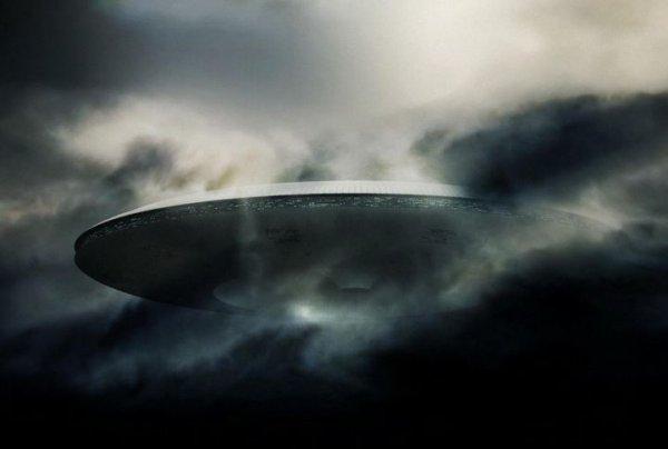 ВМФ США зафиксировал НЛО, который телепортировался в Тихий океан