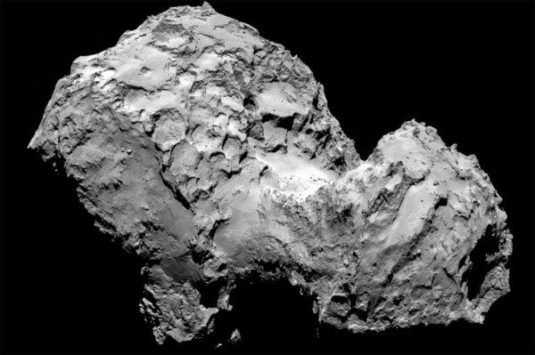 На комете Чурюмова-Герасименко обнаружен НЛО: Какие сюрпризы учёным преподносит космос?