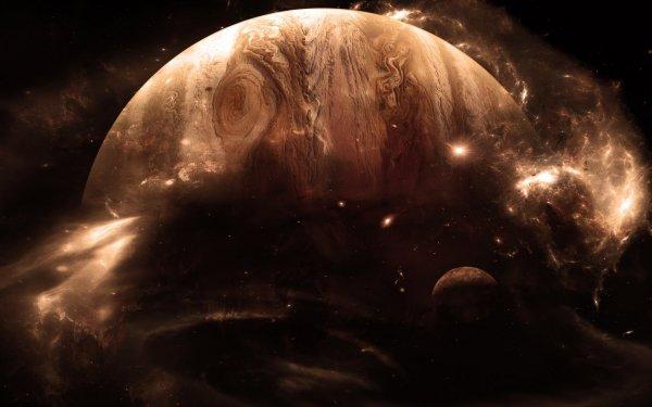 Астрономы нашли экзопланету с размерами Юпитера