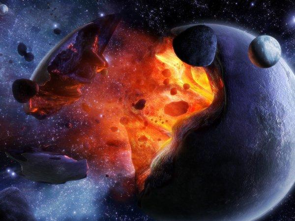 Учёные выдвинули новые теории о гибели планеты Фаэтон