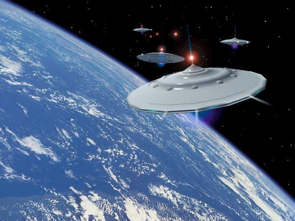 В небе над Оклахомой заметили два НЛО