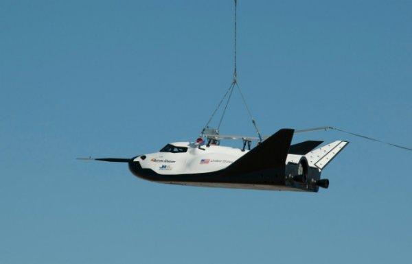 В США успешно прошел тестирование космический корабль Dream Chaser