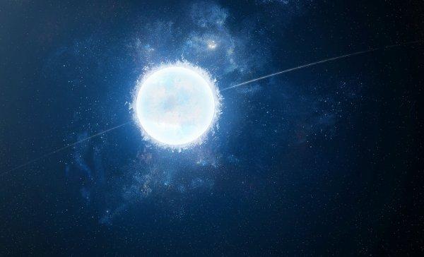 Астрофизики МГУ впервые наблюдали за сжатием белого карлика