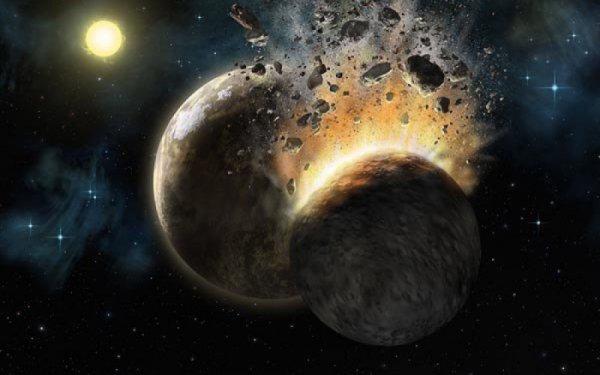 Ученые сообщили о последствиях столкновения Земли с блуждающей планетой