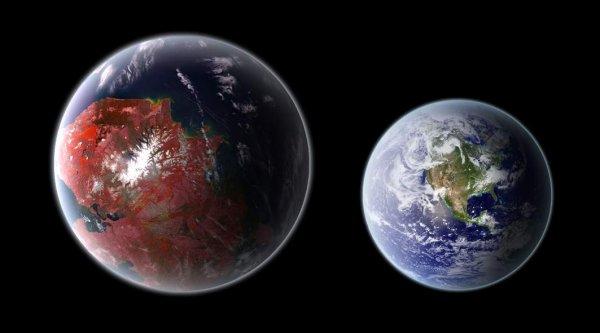 Астрономы открыли землеподобную планету, год на которой длится неделю
