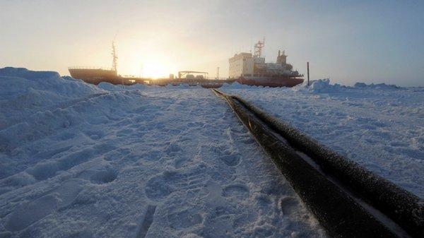 Тюменские ученые создали новый материал для строительства дорог в Арктике