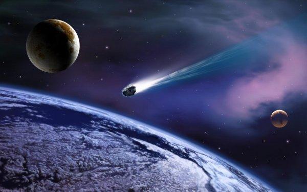 Учёные: Гигантский астероид приблизится к Земле в декабре 2017 года