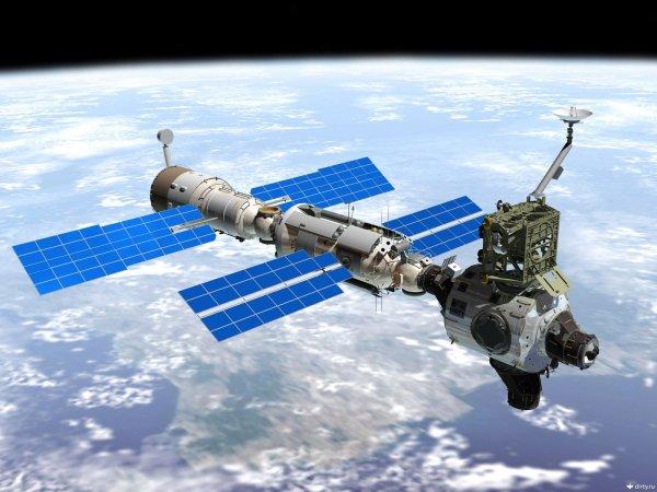 Китайский спутник может упасть на ряд крупных городов мира