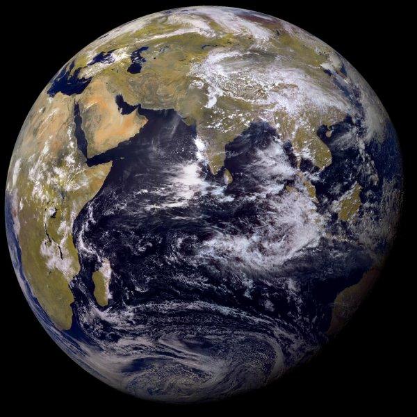 В NASA создали видео о том, как изменилась Земля за 20 лет