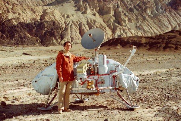Бывшая сотрудница NASA рассказала о посещении человеком Марса в 1979 году