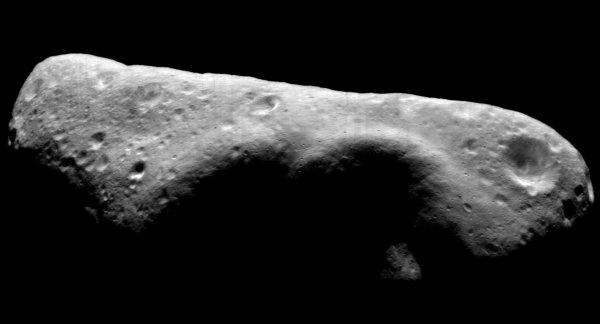 Эксперт считает «апокалиптический астероид» новогодней страшилкой