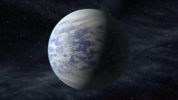 Телескоп «Кеплер» нашел у молодой звезды «вторую Землю»