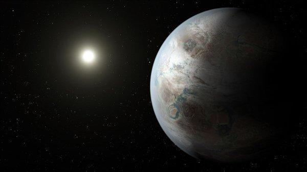 Ученые нашли «планету обезьян»
