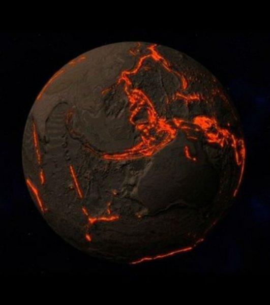 Ученые: На раннем этапе существования Луна была покрыта слоем магмы