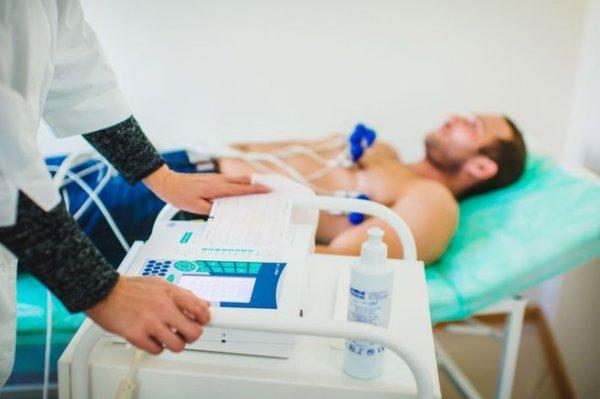 Депрессию способна зафиксировать кардиограмма — Ученые