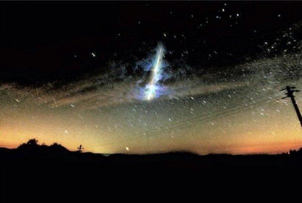 Учёные заявили о том, что 25 ноября на Землю упадёт метеорит «Джулия»