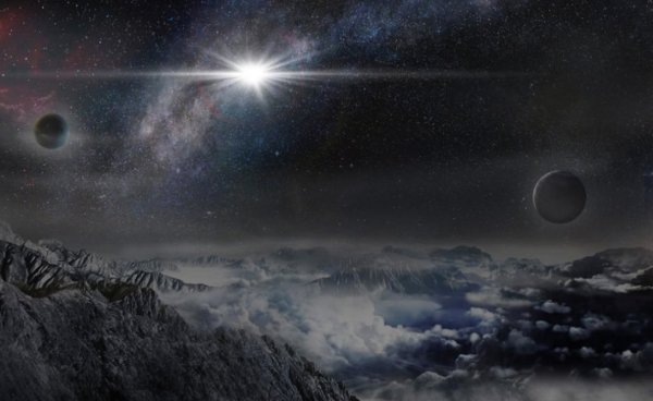 Астрономы зафиксировали загадочные сигналы из космоса