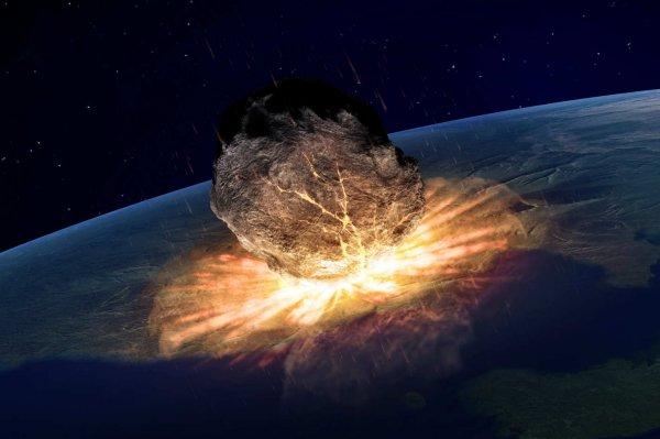 «Горящий шар» атаковал Японию: Метеорит или другой объект?