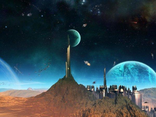 Первый космический город появится спустя 50 лет