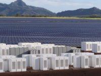 В Австралии установлен мощнейший в мире аккумулятор Tesla Powerpack