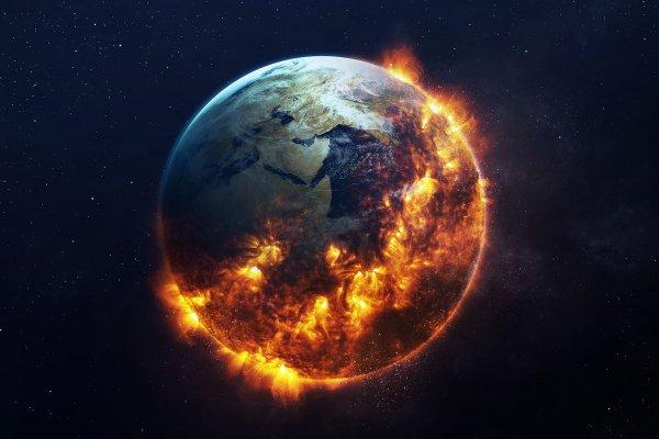 Учёные смоделировали космический вариант гибели Земли