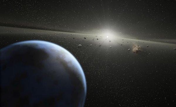 Ученые: Найдена экзопланета, где сутки длятся 27 тысяч лет