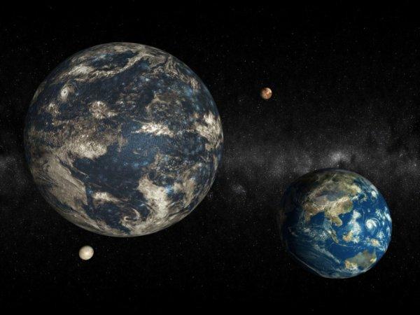 Ученые прогнозируют гибель Земли из-за планеты Нибиру до конца 2017 года