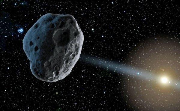 На Новый год на Землю упадет астероид размером со стадион «Открытие Арена»