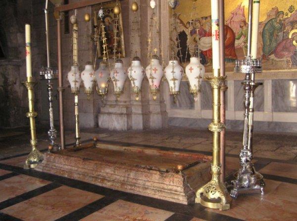 Ученые установили возраст гробницы Христа