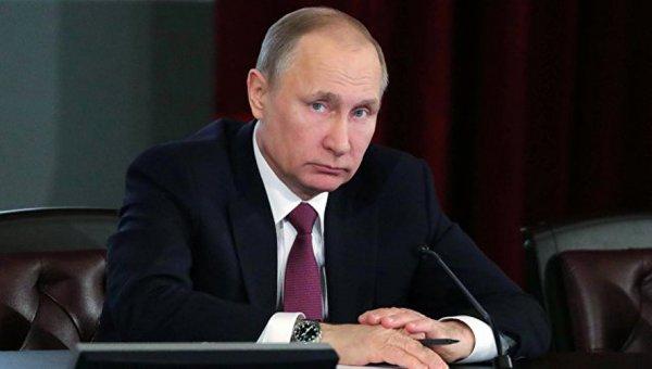Песков: Путину доложили о внештатной ситуации при запуске с Восточного