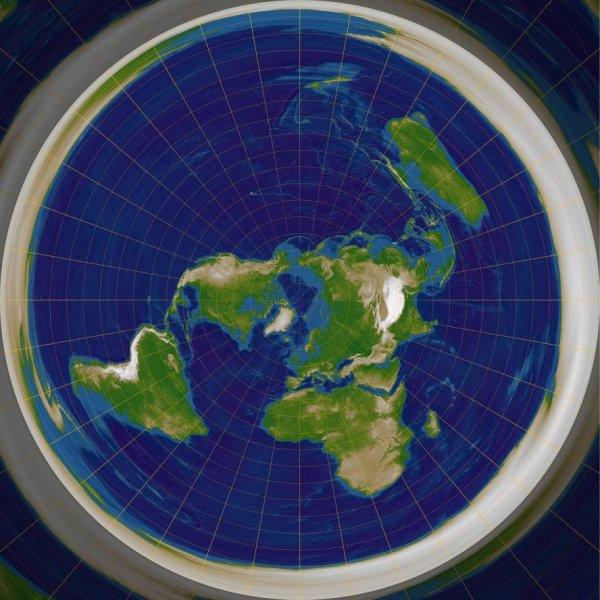 Илону Маску рассказали о форме Марса: Планета тоже плоская?