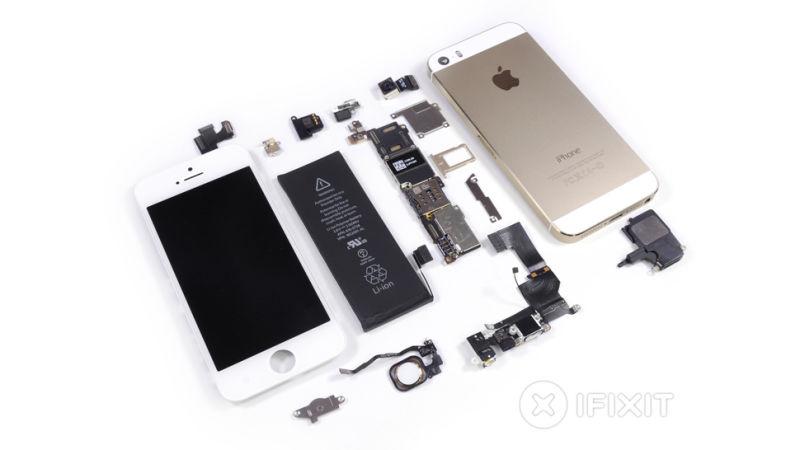 Запчасти и аксессуары для мобильных устройств