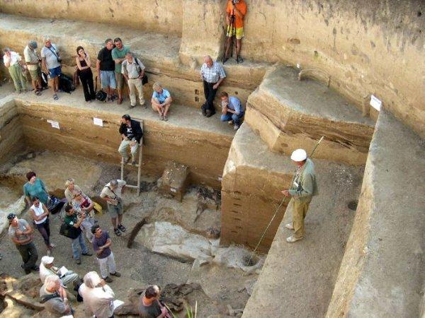 Археолог рассказал о секретах погребения древних славян в Сунгире