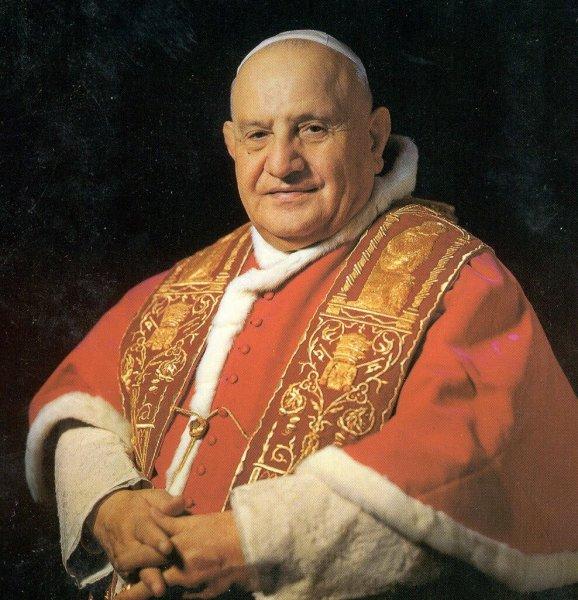 Пресс-секретарь Папы Ионна XXIII рассказал о контакте понтифика с инопланетянами