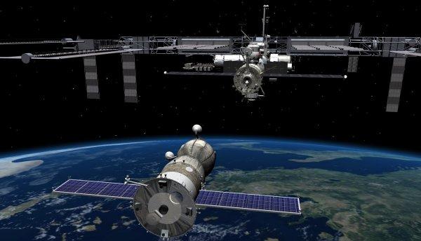 Первая стыковка корабля «Федерация» с МКС планируется на 2023 год