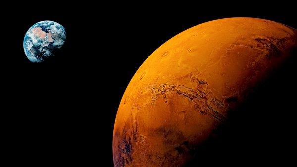 Уфолог разоблачил попытку NASA скрыть статую Марсианского Короля