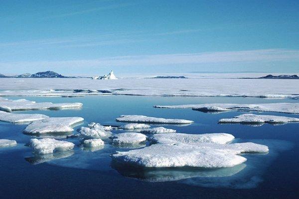 Ученые: Грунтовые воды питают арктические моря при вечном холоде