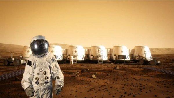 Ученые выяснили, что станет причиной войны на Марсе