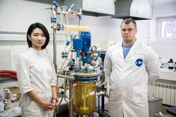 В Томске исследователи разработали первую в России технологию синтеза пентамина