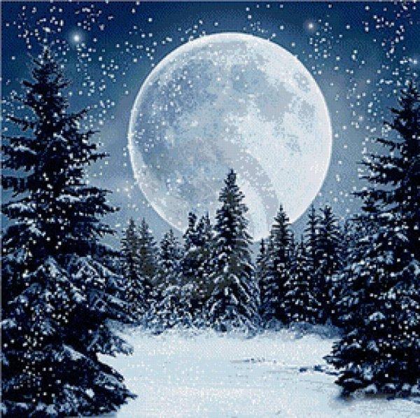 Луна максимально близко подошла к Земле. Почему спутник похож на кролика?