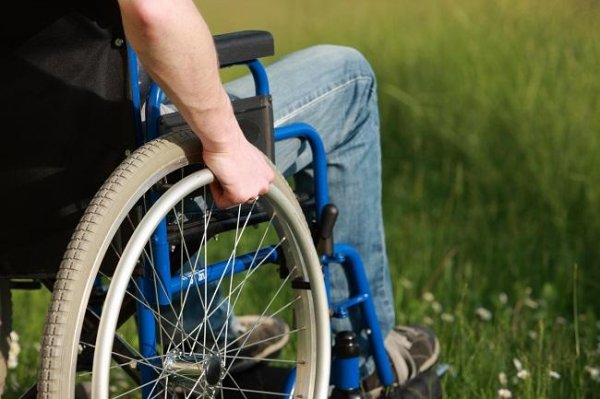 Российские ученые разрабатывают управляемую взглядом инвалидную коляску