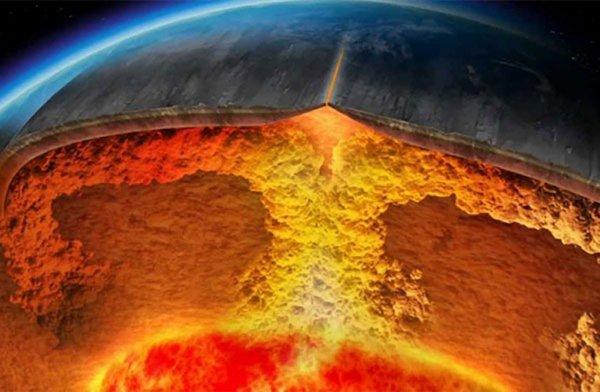 Ученые нашли в недрах Земли останки других планет