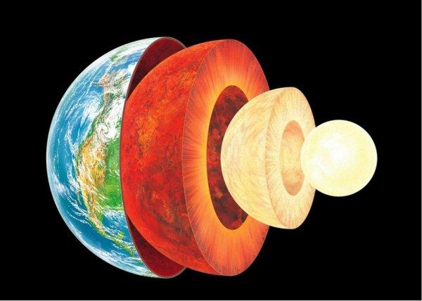 В недрах Земли находятся останки «съеденных» планет: «Зародыши» создали аномалию в ее ядре