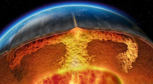 Учёные разгадали тайну металлического ядра Земли