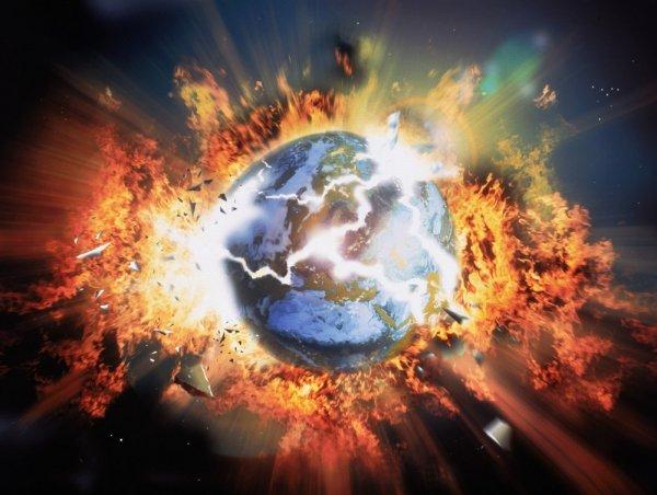 Ученые назвали пять главных космических катастроф, способных уничтожить Землю