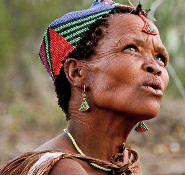 Генетики: пигментация кожи африканцев сложнее, чем у европейцев
